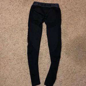 Black flex Gymshark leggings